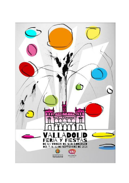 Feria y Fiestas de Valladolid Programa