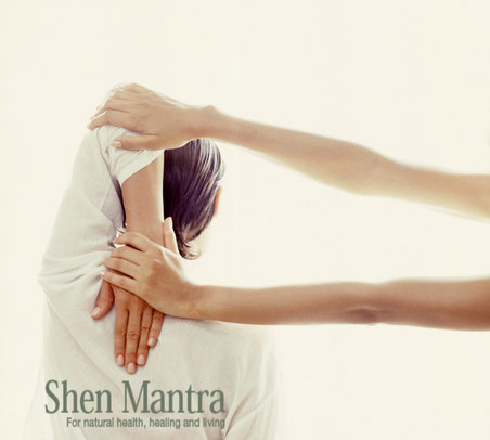 Thai Massage On Table - Shen Mantra