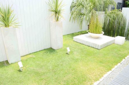 タイマッサージスタジオ コタオの芝生