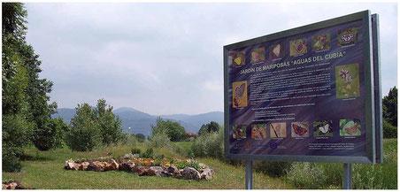 A Jardín de Mariposas y Polinizadores, Grado, (Asturias)