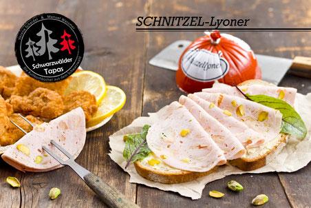 EDEKA Schnitzel Lyoner