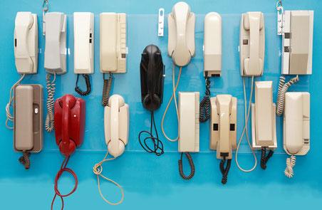 Master srl impianti elettrici civili - Milano -  installa sistemi di citofonia tradizionale e videocitofonia digitale