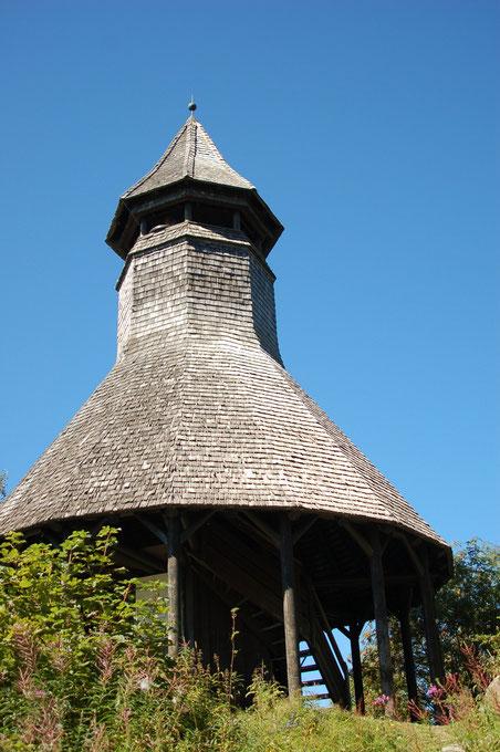 heute erwandern wir den Hochkopfturm