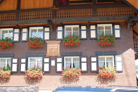 Ferienhaus Hans Thoma Weg in Oberlehen