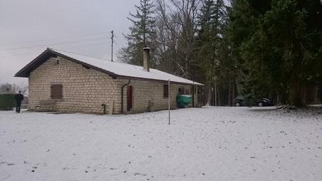 22.11.15 Skylla Hütte oberhalb Läufelfingen