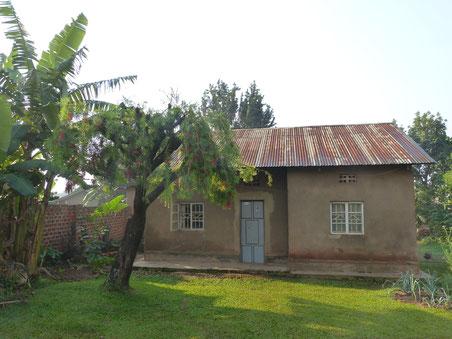 das Haus meiner Gastfamilie