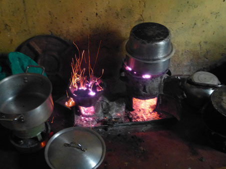 the ugandan way of cooking
