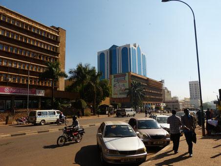 Postamt, Uptown Kampala