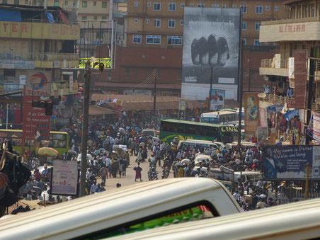 Down Town Kampala