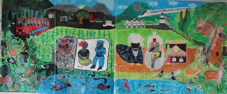 マラウイMitundu Primary School/兵庫県Sherry英語教室