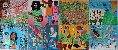 ジャマイカServite Primary School/福岡県北九州市立泉台小学校