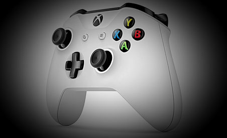 Xbox One S Controller - Weiß