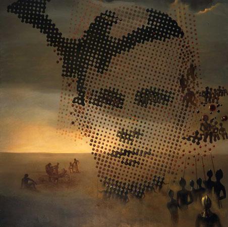 Портрет моего умершего брата - Сальвадор Дали
