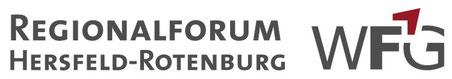 Logo Regionalforum Hersfeld-Rotenburg