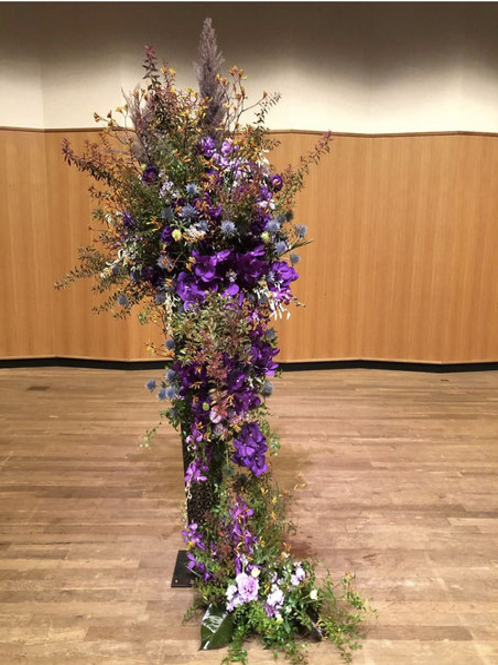 お祝い/スタンド装花