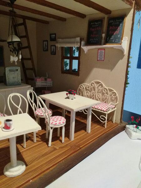 Miniatur-Café