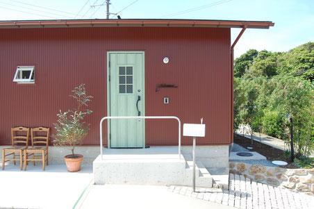 ガーデニング 小さな家 木の家 リノベーション 小屋 素材 デザイン 暮らし