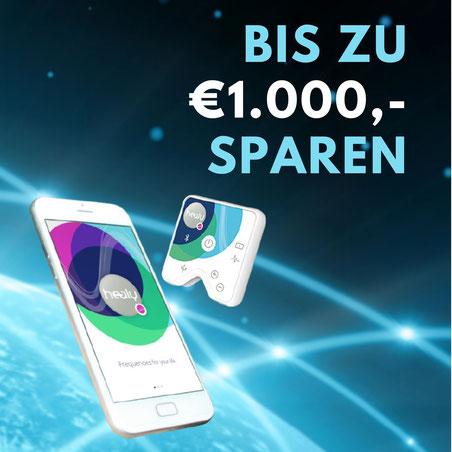Healy Kickstarter Aktion Österreich, Deutschland, Schweiz, Healy billiger kaufen, Die Lebenskünstlerin Claudia Greiter