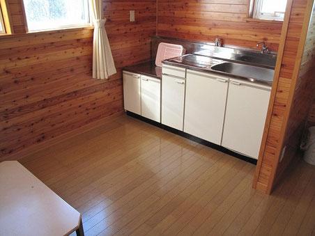 キッチンもあります。