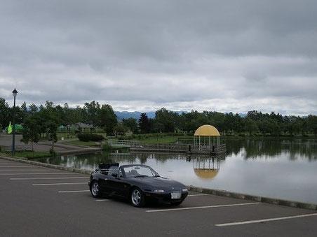 鶴沼公園キャンプ場