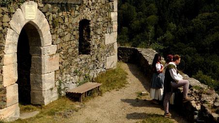 Burgruine Hohenberneck Schlossberg Bad Berneck © Copyright by Olaf Timm