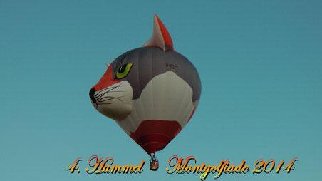 4. Hummel-Montgolfiade 2014 © Copyright by Olaf Timm
