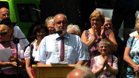 Herzlich willkommen zum Volks- und Wiesenfest in Gefrees