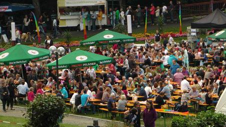 SommerNachtsFest im Kurpark 2013 © Copyright by Olaf Timm
