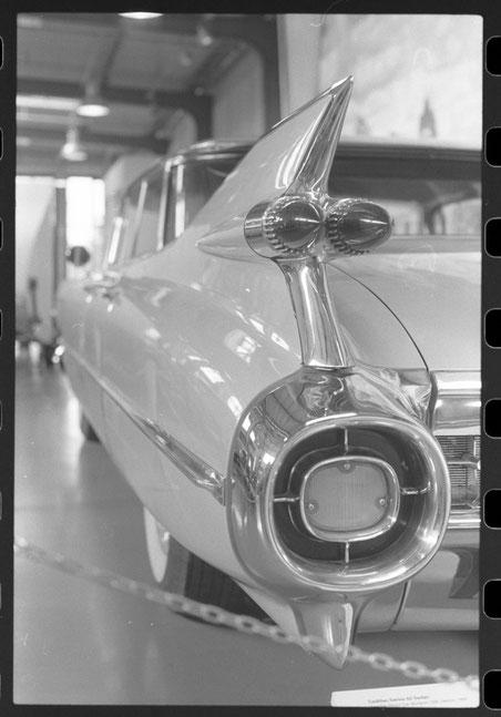 Oldtimer im Verkehrsmuseum München - APX 400 - XTol - Minolta XE-1
