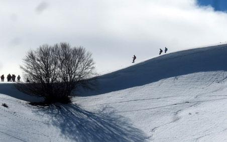 sortie sur mesure hiver randonnée et balade raquettes pyrenees ariege
