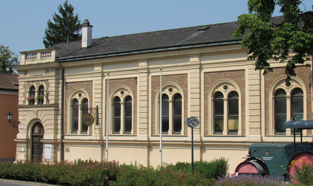 Automobilmuseum Stockerau, Österreich
