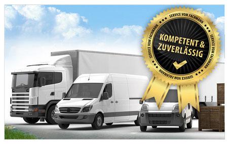 GPS-Tracker für LKW, Transporter und Lieferwagen
