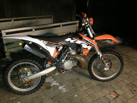 250 SX 2011 (David)