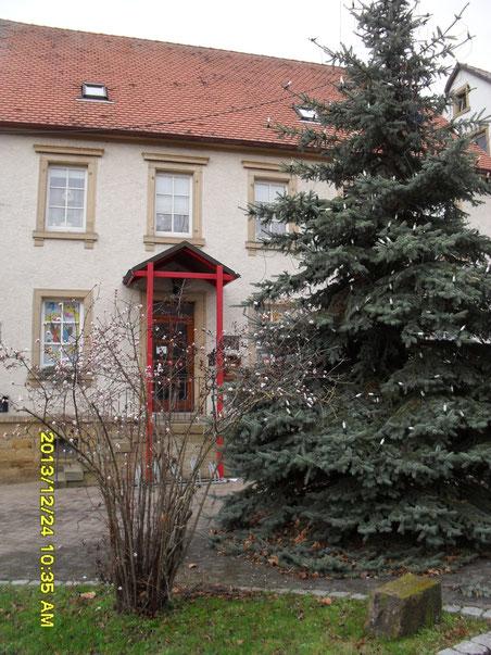 Unsere Ortsverwaltung Weihnachten 2013