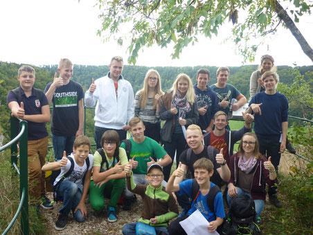 Ausflug ins Donautal mit Übernachtung in den Blockbohlenhäuser