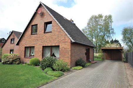 Wohnhaus in Weddingstedt, vermittelt durch Diedrich & Diedrich Immobilienmakelr