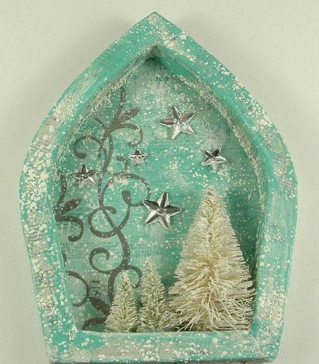 Christmas Fairy - alcove scene