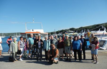 Die Herzgruppe Gänserndorf Gesundheitswoche Kroatien Insel Krk