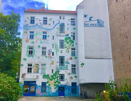 Das Haus Friedrichshain: Spirituelle Heilarbeit FrauenHeilraum Berlin
