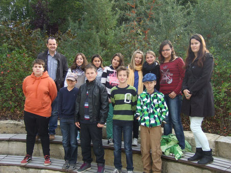 6. Schuljahr 2012/2013 (21. September 2012)