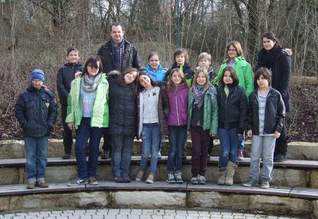 5. Schuljahr 2011/2012 (8. März 2012)