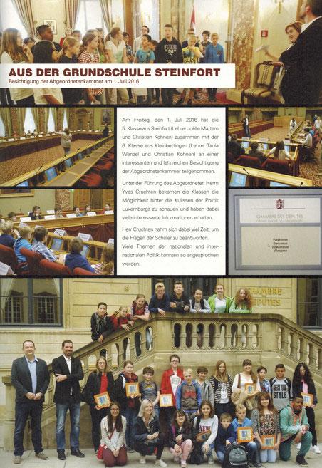 Stengeforter Gemengebuet 40 (Oktober 2016)