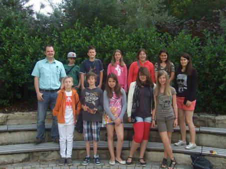Letzter Schultag im 6. Schuljahr 2012/2013 (15. Juli 2013)