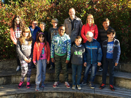 Unser 1. Klassenphoto (29. September 2015)