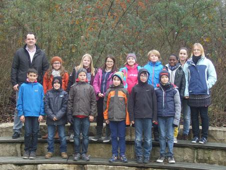 5. Schuljahr 2013/2014 (14. November 2013)