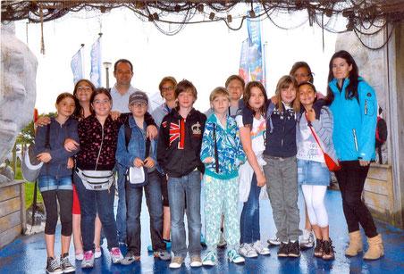 5. Schuljahr 2011/2012 (Blankenberge 6. Juli 2012)