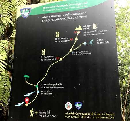 Khao Ngon-Nak Nature Trail