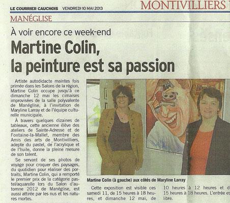 Edition presse mai 2013