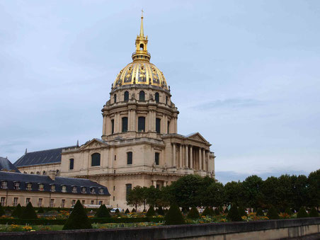 Les Invalides, Paris _ Photo taken by Anthony Zois - 2010