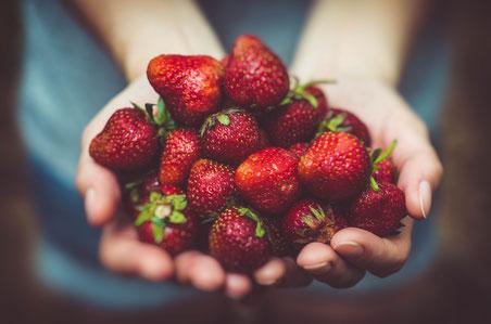 fraise main offre anti gaspi récup